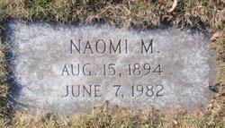 Naomi <I>Marquis</I> Harned