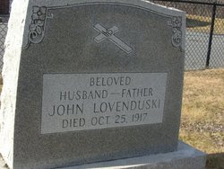 John Lovenduski