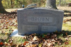 Nettie <I>Jones</I> Brown