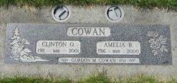 Clinton Ora Cowan