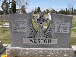 Juliana Weston