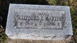 Clifford E. Martin