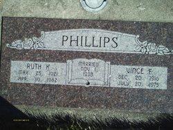 Ruth Eufrashia <I>Keller</I> Phillips