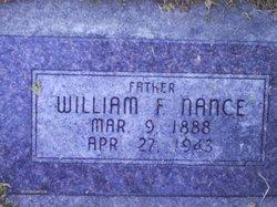 William Francis Nance