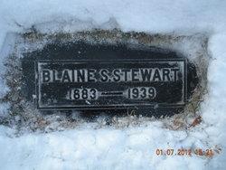 Blaine Stewart