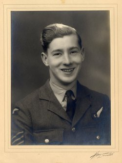 Sergeant (Flt. Engr.) Frank Alexander Bandeen