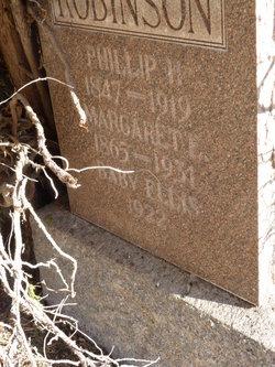 Phillip Henry Robinson