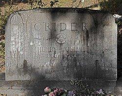 Henry Joseph Crider