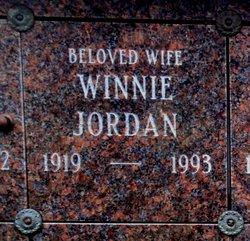 Winnie Viola <I>Esterbrook</I> Jordan