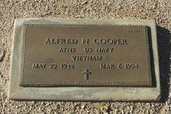 Alfred N Cooper