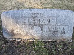 """Martha Jane """"Mattie"""" <I>Shannon</I> Graham"""