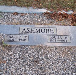 Charles W Ashmore