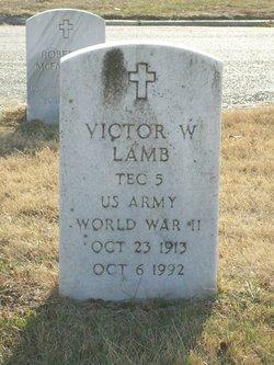 Victor W. Lamb