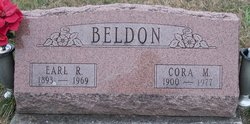 Cora May <I>Waskom</I> Beldon