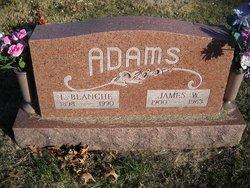 Leona Blanche <I>Ragan</I> Adams