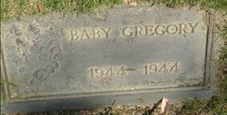 Baby Gregory
