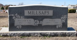 Minnie Mable <I>Husung</I> Millsaps