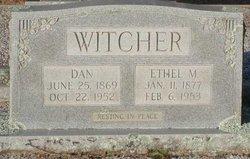 Ethel <I>Mathews</I> Witcher