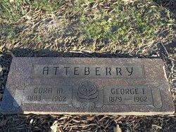 Cora Mae <I>Barclay</I> Atteberry