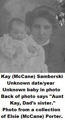 Kay <I>McCane</I> Samborski