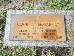 David L McNarney