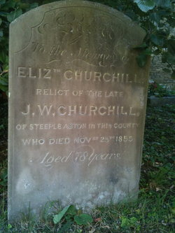 Elizabeth Churchill