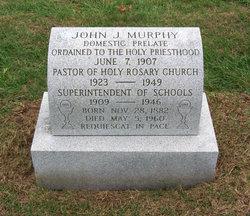 Rev John J. Murphy