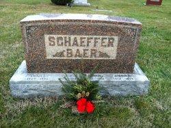 Ruth D. <I>Schaeffer</I> Baer