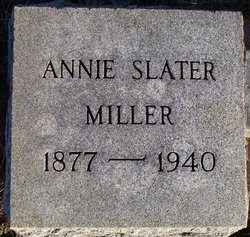 Annie Laurie <I>Slater</I> Miller