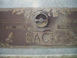 Reginald K. Back