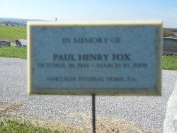 Paul Henry Fox