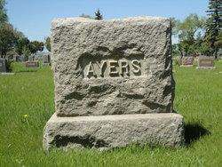 Anna <I>Reinholz</I> Ayers