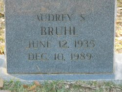 Audrey <I>Shepard</I> Bruhl