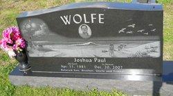 Joshua Paul Wolfe