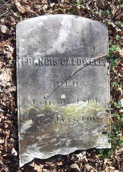 Francis Caldwell