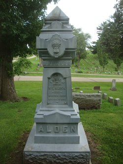 Abbie M. <I>Kincaid</I> Alden