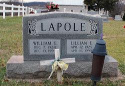 Lillian E Lapole