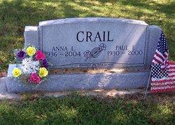 Anna Lee <I>Hurt</I> Crail
