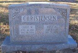 Chris W Christensen