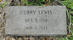 Curry Lewis