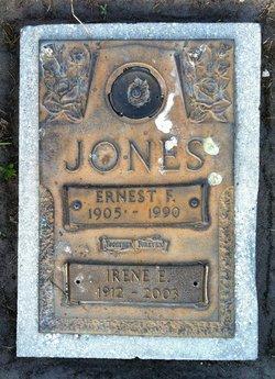 Ernest Frank Jones