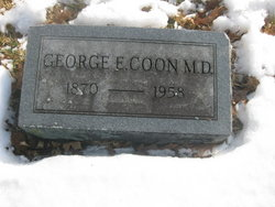 Dr George E Coon