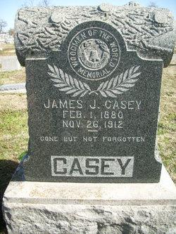 James J Casey