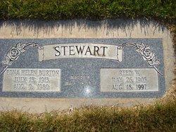 Edna Helen <I>Burton</I> Stewart