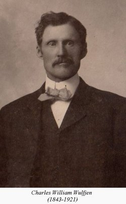 Charles William Wulfjen