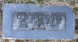 Lillie Alice <I>McAfee</I> Cates