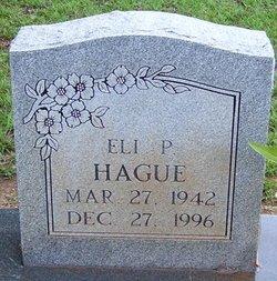 Eli P Hague