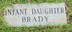 Infant Daughter Brady