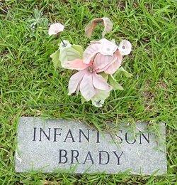 Infant Son Brady