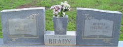 Percy L Brady